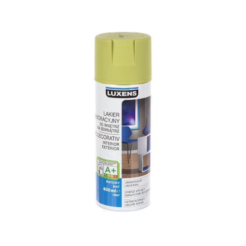 Spray mat Luxens verde crud 400 ml