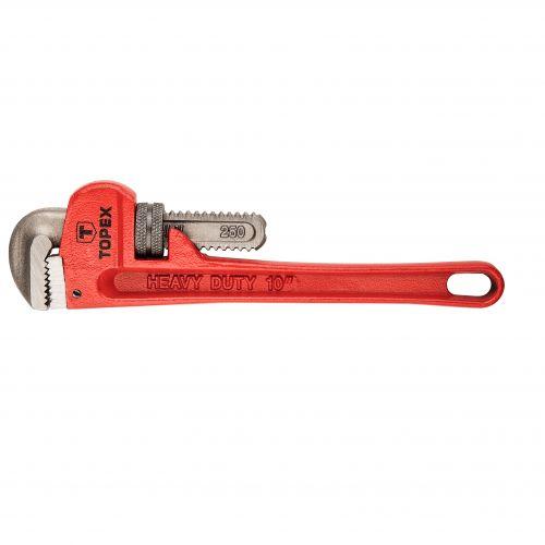 Cheie pentru tevi Stillson 250 mm Topex