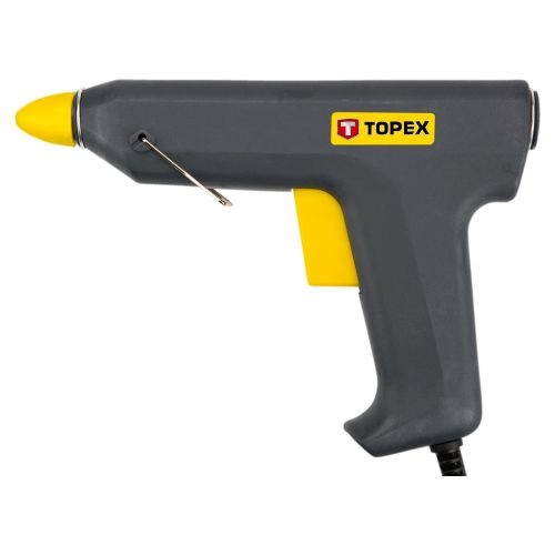 Pistol de lipit 78 W cu batoane PVC/PE 11 mm Topex