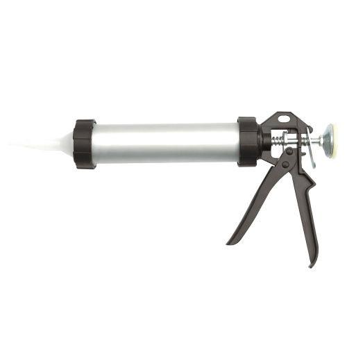 Pistol pentru silicon din aluminiu 40 cm Hardy