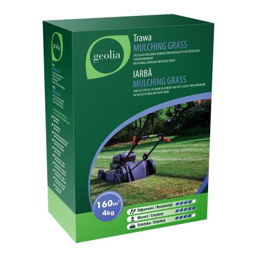 Iarba Mulching Grass Geolia 4 kg