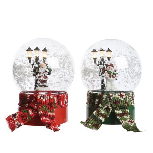 Glob de zapada cu LED 13.5 x 18 cm