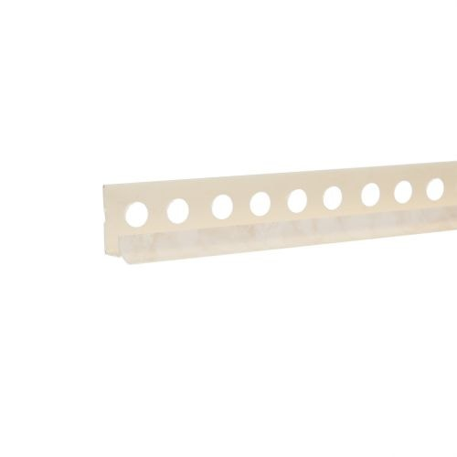 Profil colt interior PVC 9 mm x 2.5 m IM27 marmorat