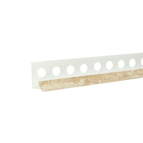 Profil colt interior PVC 9 mm x 2.5 m IM90 marmorat