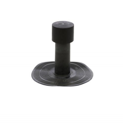 Aerator simplu cu capac Ø75 mm H240 mm