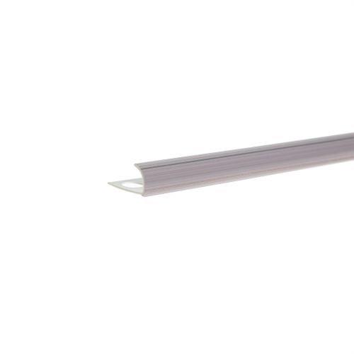 Profil colt exterior PVC 9 mm x 2.5 m EM124