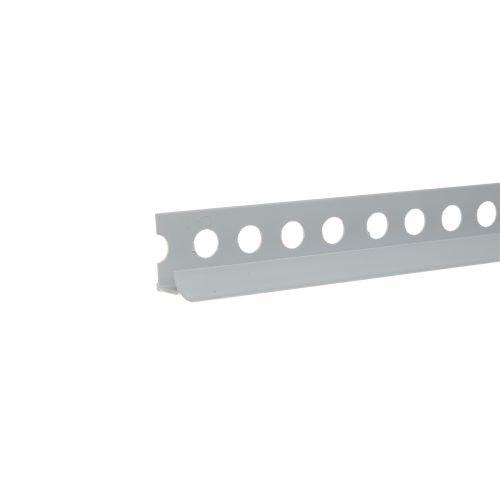 Profil colt interior PVC  9 mm x 2.5 m IU 04