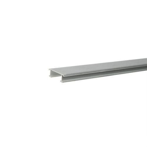 Listel decorativ aluminiu 25 mm x 2.5 m A0 argintiu