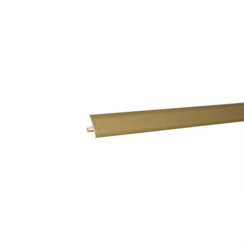 Profil fix podea 13 mm x 2.5 m auriu mat