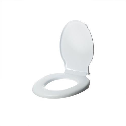 Capac WC plastic Unic alb
