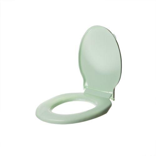 Capac WC plastic Unic verde