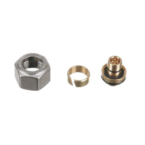 Conector PEX 16 x 16 x 2 mm Giacomini
