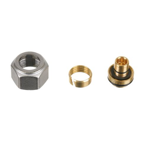 Conector PEX 16 x 16 x 2.2 mm Giacomini