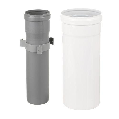 Prelungitor condensatie 1 m 60/100