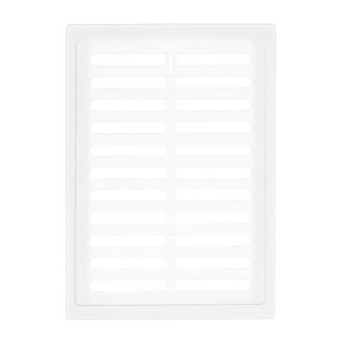 Grila ventilatie reglaj manual 14 x 21 cm
