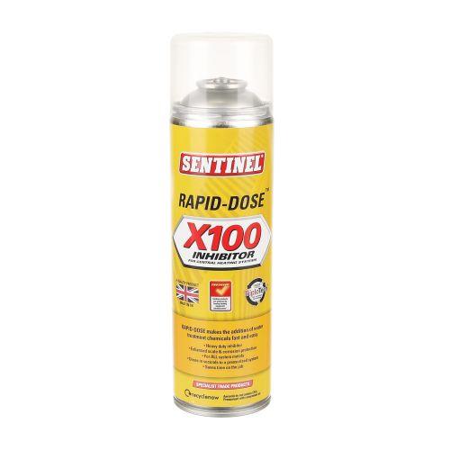 Tub solutie inhibitor coroziune X100