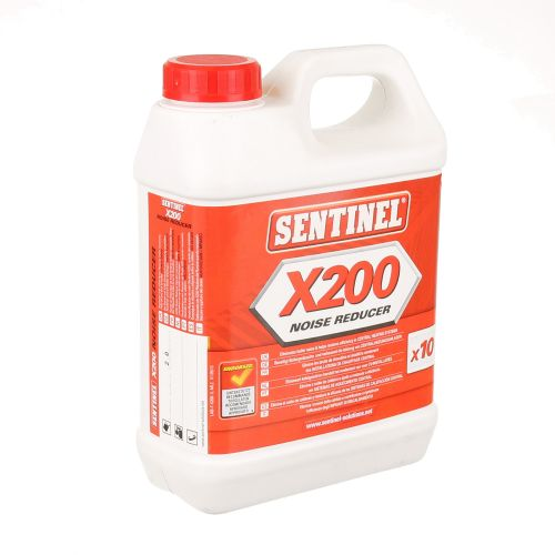 Solutie eliminare calcar centrala X200