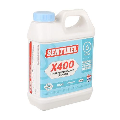 Solutie curatare tevi / radiatoare X400