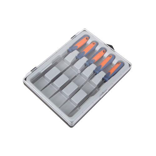 Set 5 pile maner bimaterial 140 mm Dexter