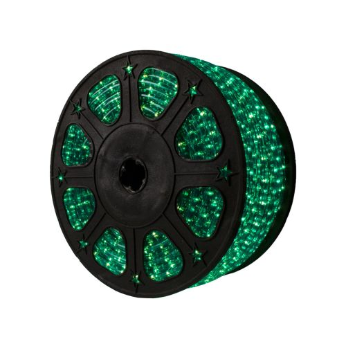 Tub luminos Flink verde (la metru)