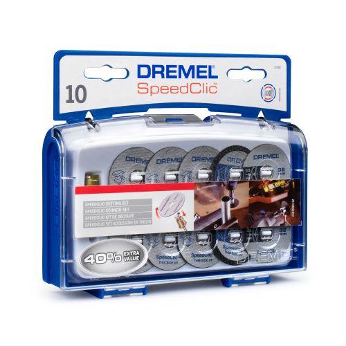 Set accesorii taiere Dremel