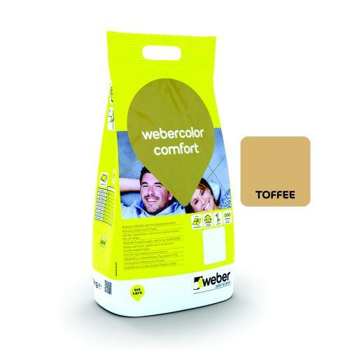 Chit de rosturi 2 kg Weber Comfort Toffee
