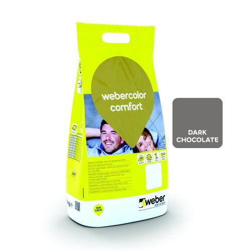 Chit de rosturi 2 kg Weber Comfort Dark Chocolate