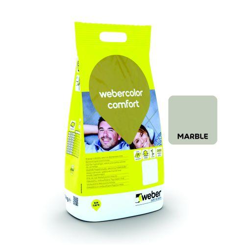 Chit de rosturi 2 kg Weber Comfort Marble