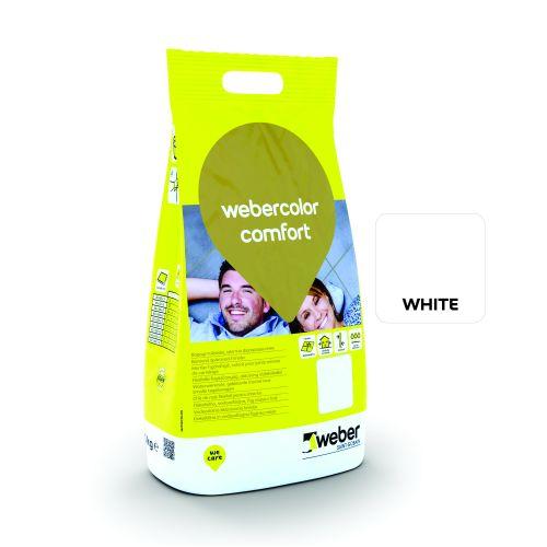 Chit de rosturi 2 kg Weber Comfort White