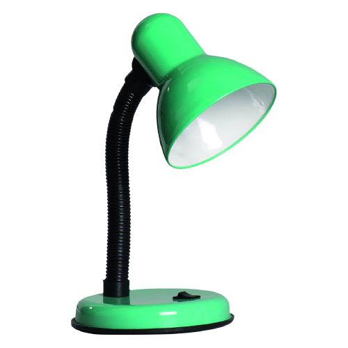 Lampa verde de birou E27 60 w