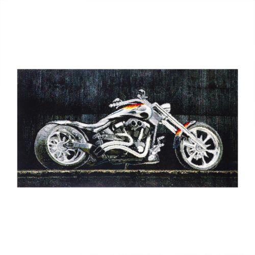 Covor polipropilena 80 x 150 cm Kolibri motocicleta