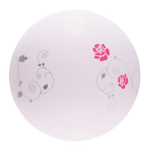 "Plafoniera diametru 35 cm 24 W, lumina rece, ""Rose"""