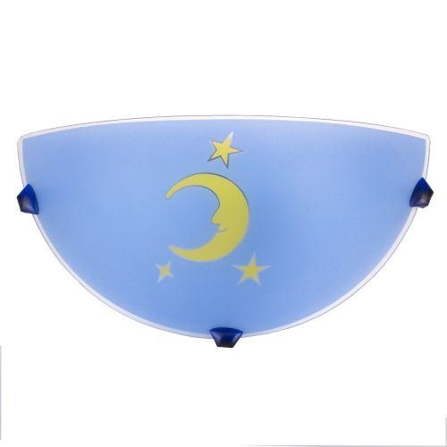 """Aplica 1 x E27 60 W """"Luna si stele"""""""