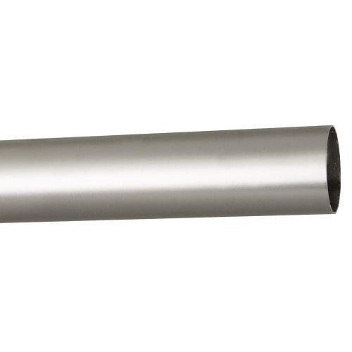 Bara Ø25 mm metal satin nichel, 1.6 m