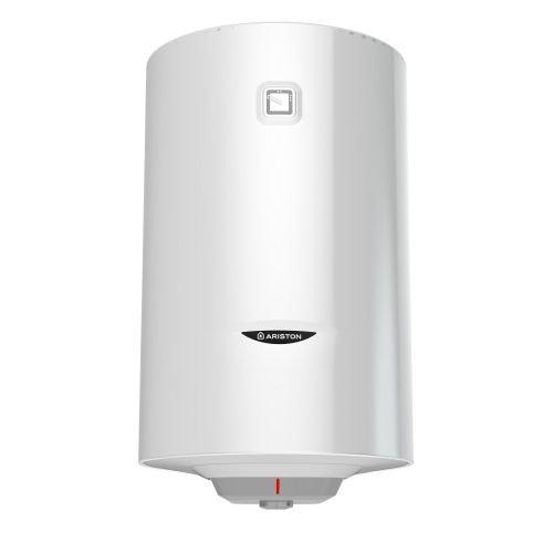 Boiler termoelectric Ariston Pro R VTS, serpentina partea stanga, 100 L 1800 W