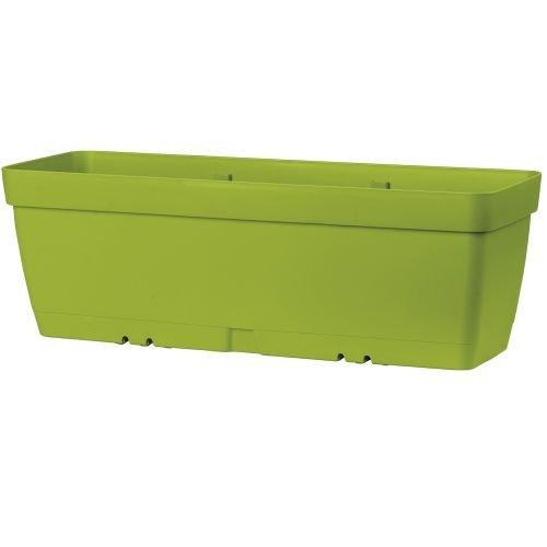 Jardiniera Enjoy verde 60 cm