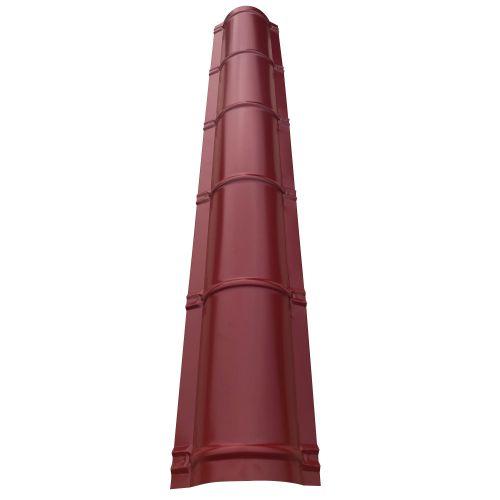Coama rotunda rosu 2 m 0.40 mm
