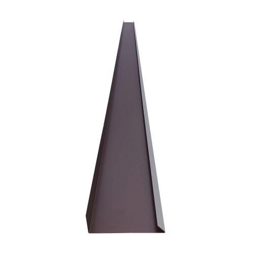 Colector cornier margine maro 2 m 0.40 mm