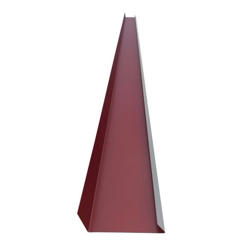 Colector cornier margine rosu 2 m 0.40 mm