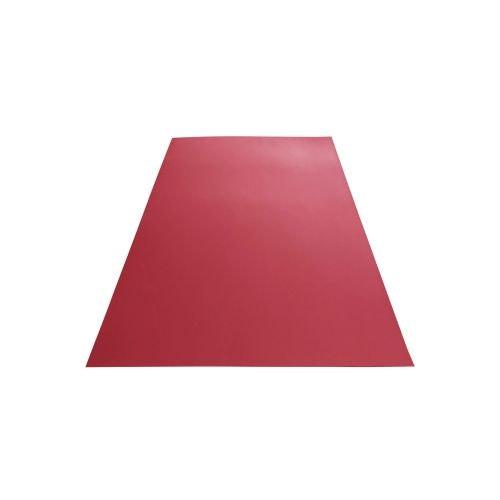 Tabla plana rosu 0.40 mm 1.25 x 1.90 m