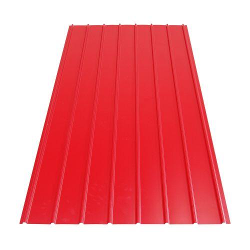 Tabla cutata H12 rosu 0.4 mm 1.142 x 1.90 m