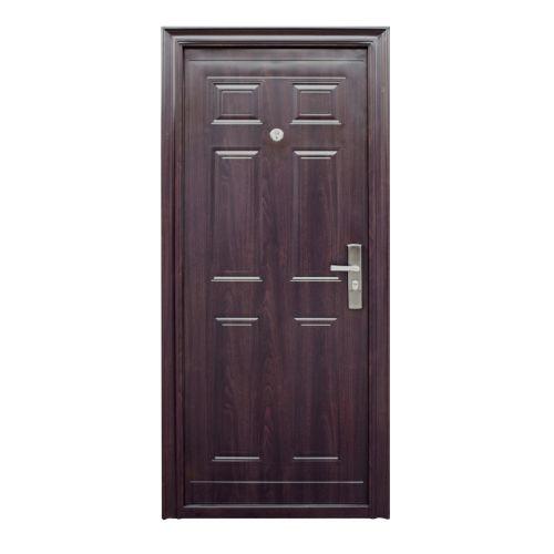 Usa metalica apartament Gama mahon 88 x 205 cm, deschidere stanga