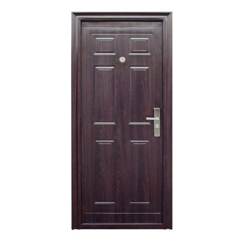 Usa metalica apartament Gama mahon 88 x 205 cm, deschidere dreapta