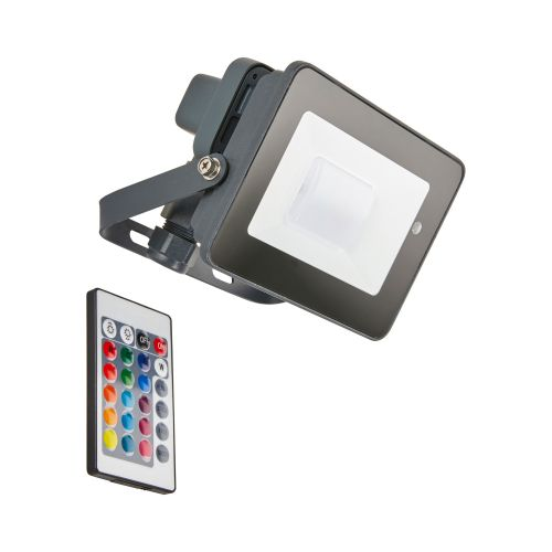 Proiector LED exterior dimabil, 20W, IP 65