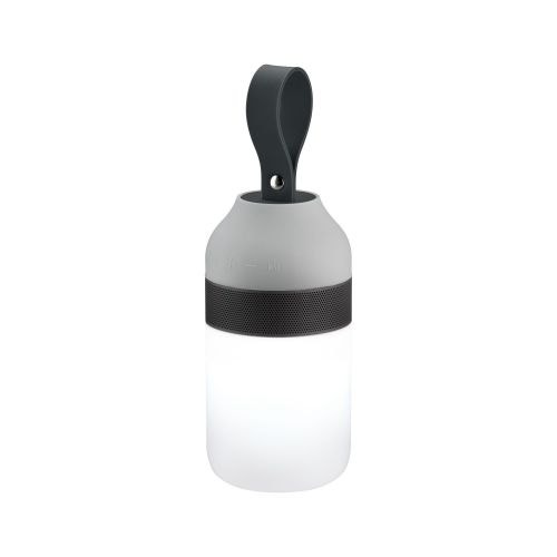 Felinar LED portabil, 1.5 W Bluetooth, IP44