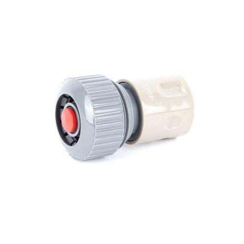 Conector rapid cu stop furtun 19 mm