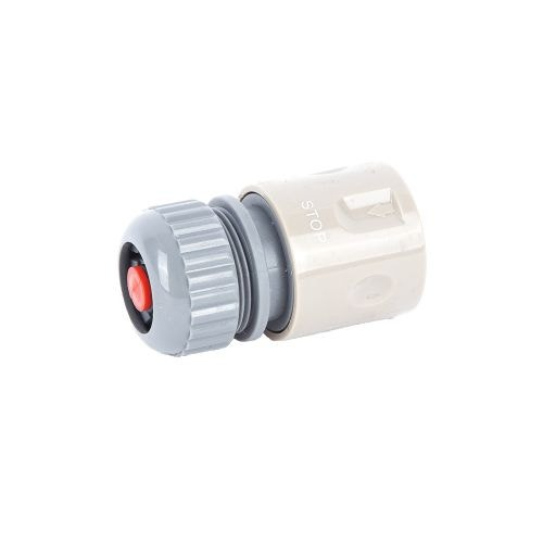 Conector rapid cu stop furtun 12.5 - 15 mm