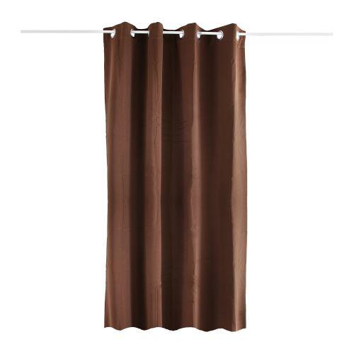 """Draperie blackout maro, 140 x 245 cm, """"Mia"""""""