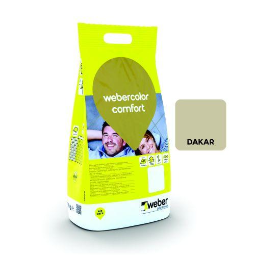 Chit de rosturi 2kg Weber Comfort Dakar