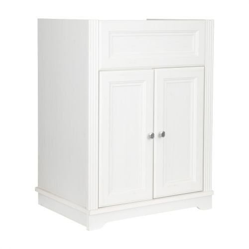 Baza 2 usi Palace 60 x 79 x 45 cm alb